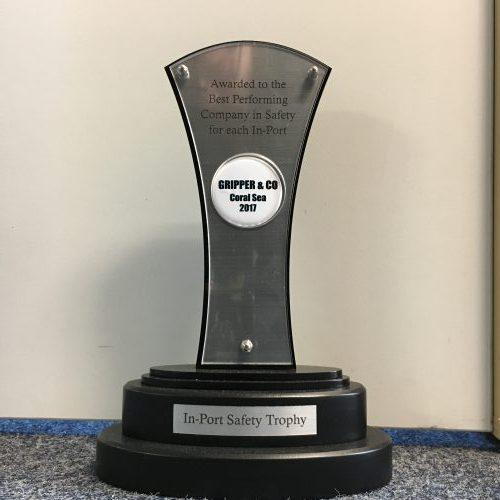 gripper trophy