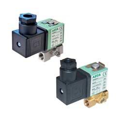 Solenoid valve series 256